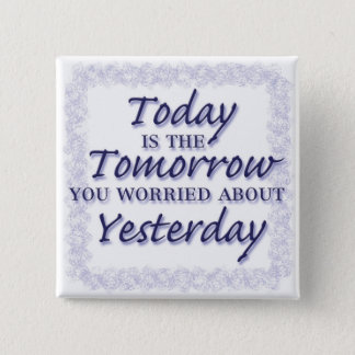 Live for Today! Button