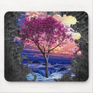 Live for Today Mouse Pad