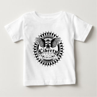 Live Free 2008 black Baby T-Shirt