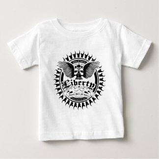 Live Free 2008 black Tshirt
