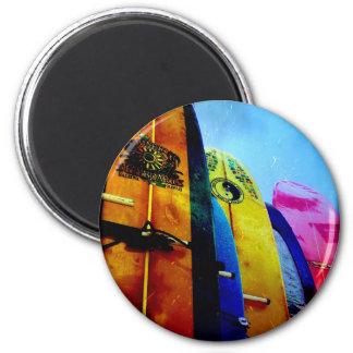 Live free 2 inch round magnet