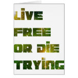 Live Free Cards