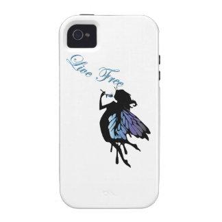 Live Free Case-Mate iPhone 4 Case
