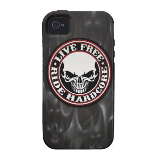 Live Free Case-Mate iPhone 4 Covers