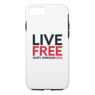 LIVE FREE iPhone 7 CASE