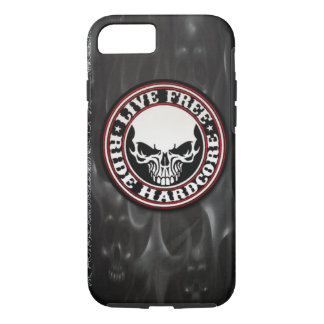 Live Free iPhone 8/7 Case