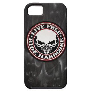 Live Free iPhone SE/5/5s Case