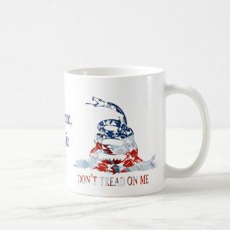 Live Free, or Die Classic White Coffee Mug