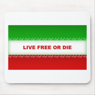 Live Free or Die Mouse Pad