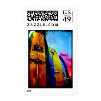 Live free postage stamp