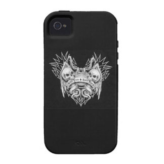 Live Free Ride Hard Case For The iPhone 4