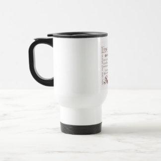 Live Freely Travel Mug