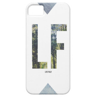 Live Fully iPhone SE/5/5s Case