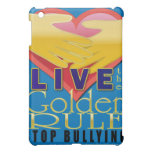 live golden rule stop bullying iPad mini case
