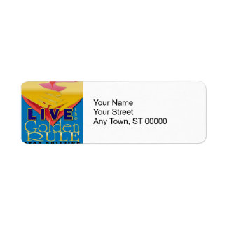 live golden rule stop bullying label