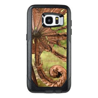 Live Green – Banana Leaf – OtterBox Samsung  Case