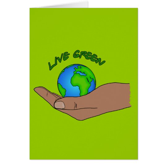 live green card