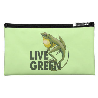 Live Green, Eco Cosmetic Bags