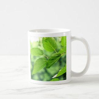'Live Green' Mug