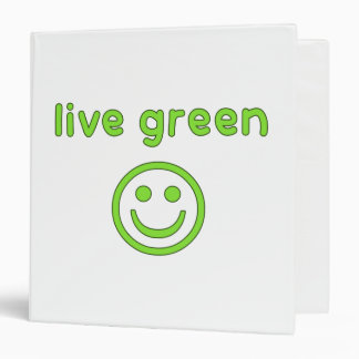 Live Green Pro Environment Eco Friendly Renewable Binder