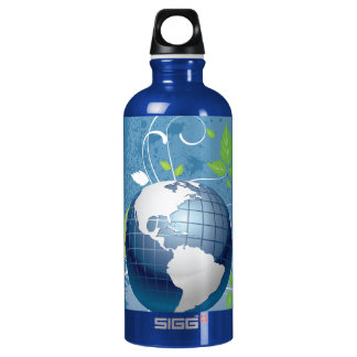 Live Green Re-Usable BPA FREE Water Bottle