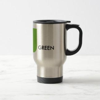 LIVE GREEN Thermal Mug