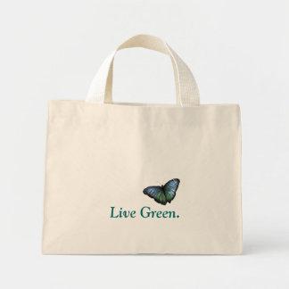Live Green Tote