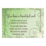 Live Happily Ever After Breathe Laugh Love Message Business Card Templates