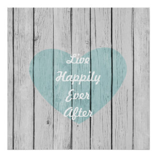 Live Happily Ever After Poster