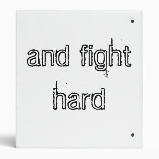 live hard and die hard binder