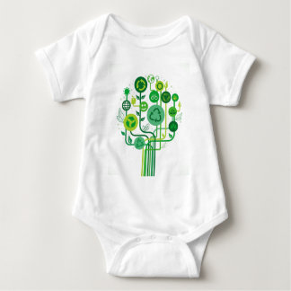 Live Healthy Collection Baby Bodysuit