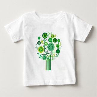 Live Healthy Collection Baby T-Shirt