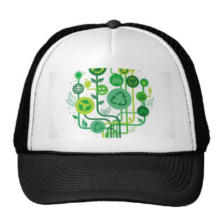 Live Healthy Collection Trucker Hat