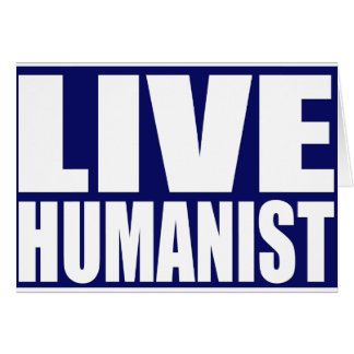 Live Humanist Cards