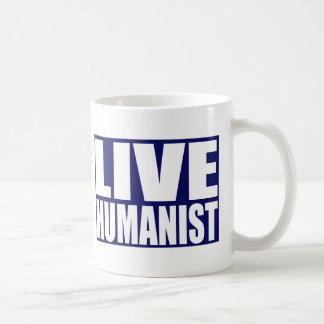 Live Humanist Coffee Mugs