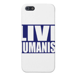 Live Humanist iPhone 5 Covers