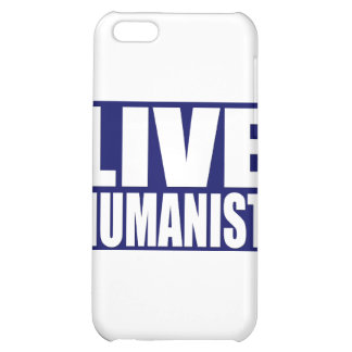 Live Humanist iPhone 5C Covers