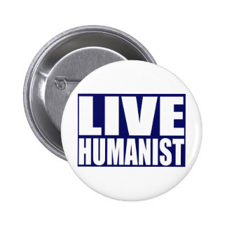 Live Humanist Pin