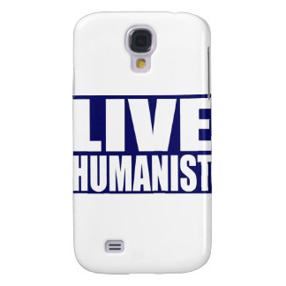 Live Humanist Samsung Galaxy S4 Cover
