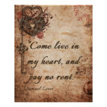 Live in My Heart Poster