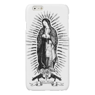 LIVE IN PACE GLOSSY iPhone 6 CASE