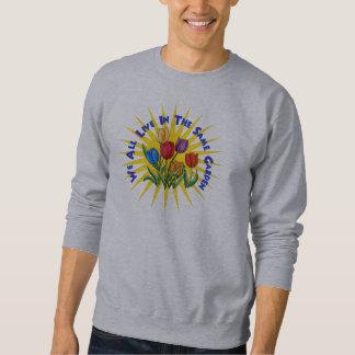 Live In Peace Garden Sweatshirt