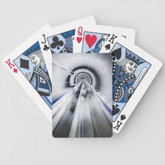 Live in the Future Bicycle Playing Cards
