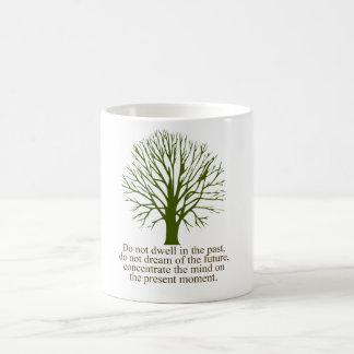 Live in the Present Moment Magic Mug