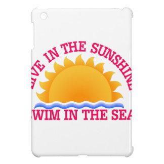 Live InThe Sunshine iPad Mini Case
