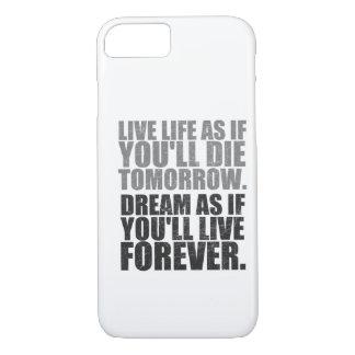 Live! iPhone 8/7 Case