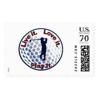 Live it. Love it. Stamp