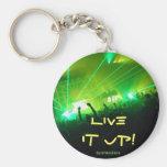 Live it up! key chains