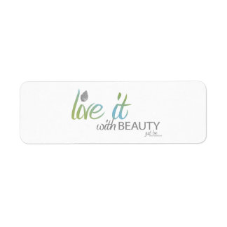 Live it with BEAUTY Label