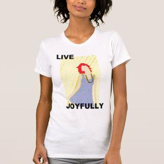 LIVE JOYFULLY T-SHIRT